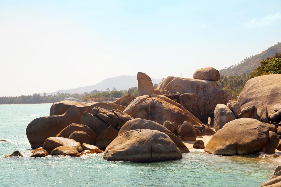 The Grandfather Rock, Koh Samui