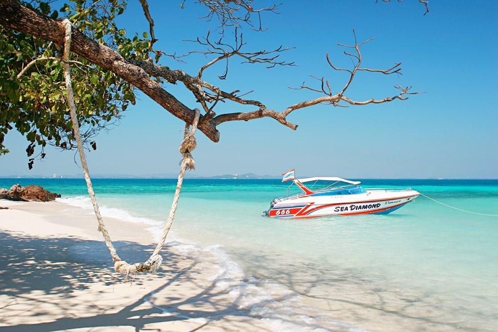 Snorkletur fra Koh Samet til Koh Thalu