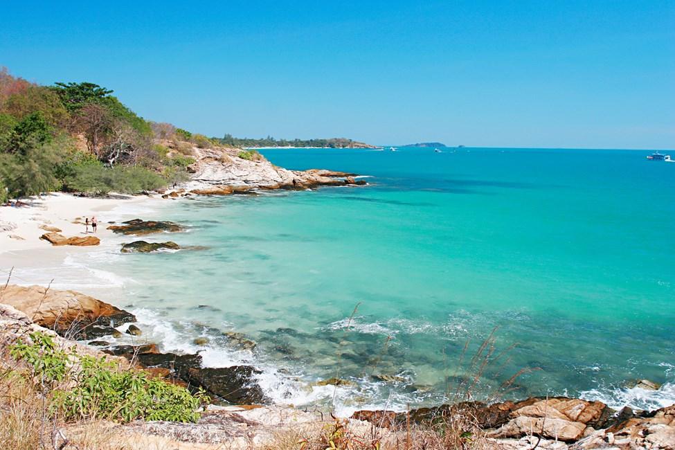 Au Nuan Beach, Koh Samet
