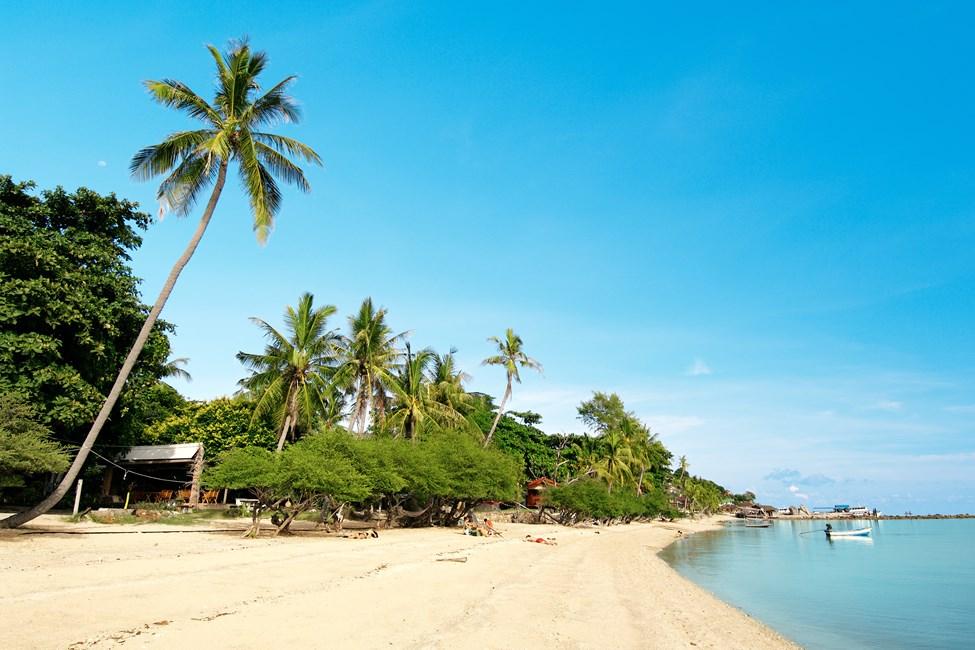 Sunset Beach Hat Rin, Koh Phangan