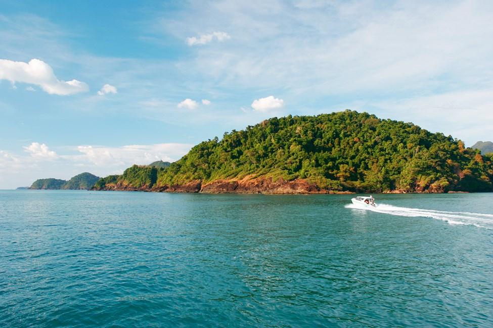 Snorkletur, Koh Chang