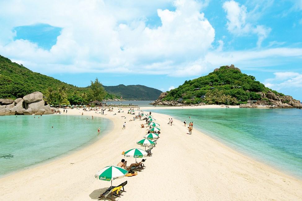 Nangyuan Island Dive Resort i nærheten av Koh Tao
