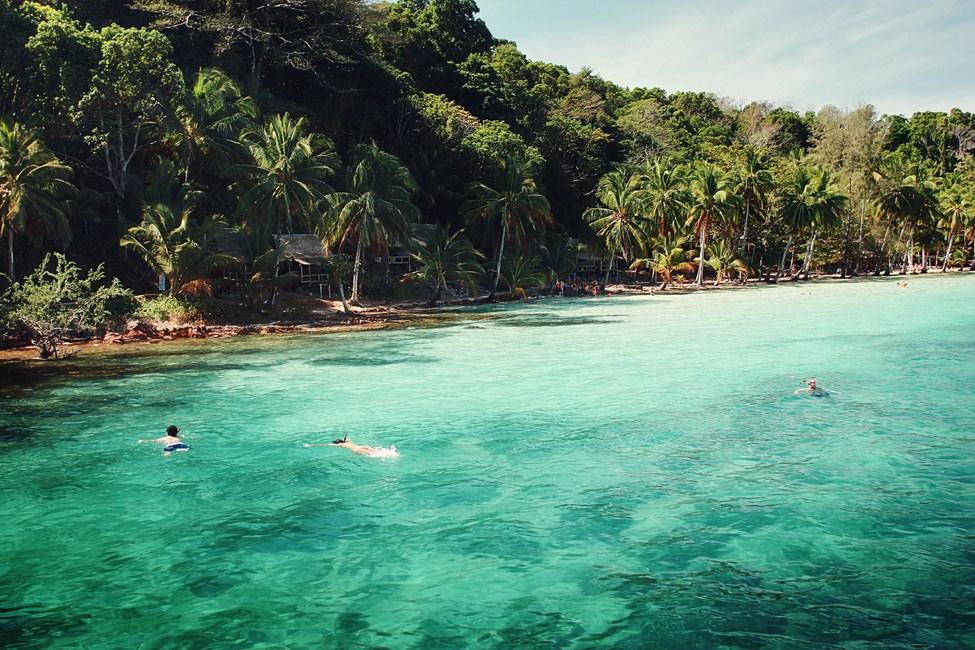 Snorkletur fra Koh Chang til Koh Wai