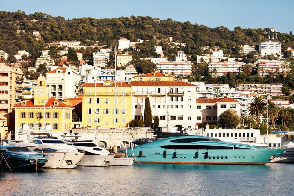 Bilder Den Franske Riviera Frankrike Ving