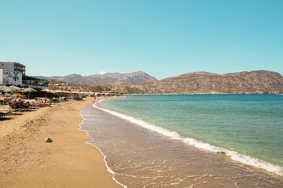 Pigadia Beach, Karpathos by