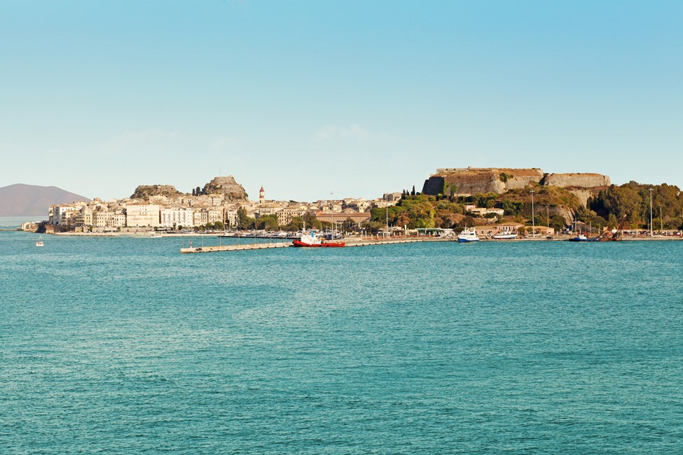 Korfu by