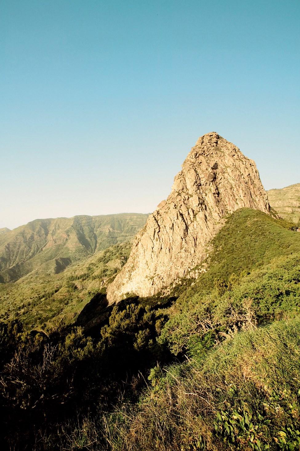 Reserve Garanuay – La Gomera