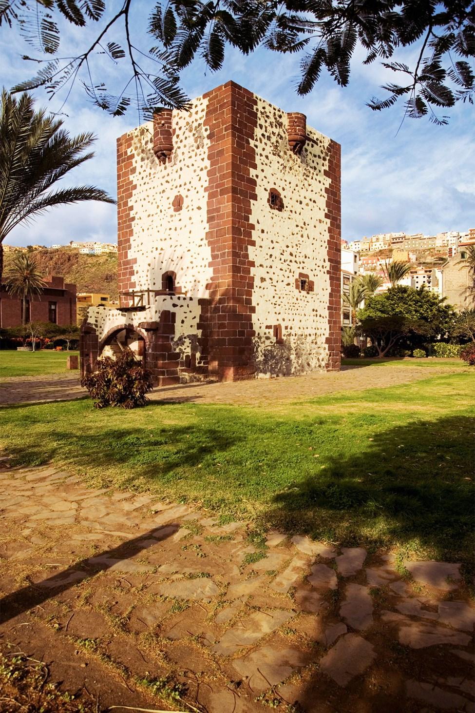 San Sebastian – La Gomera