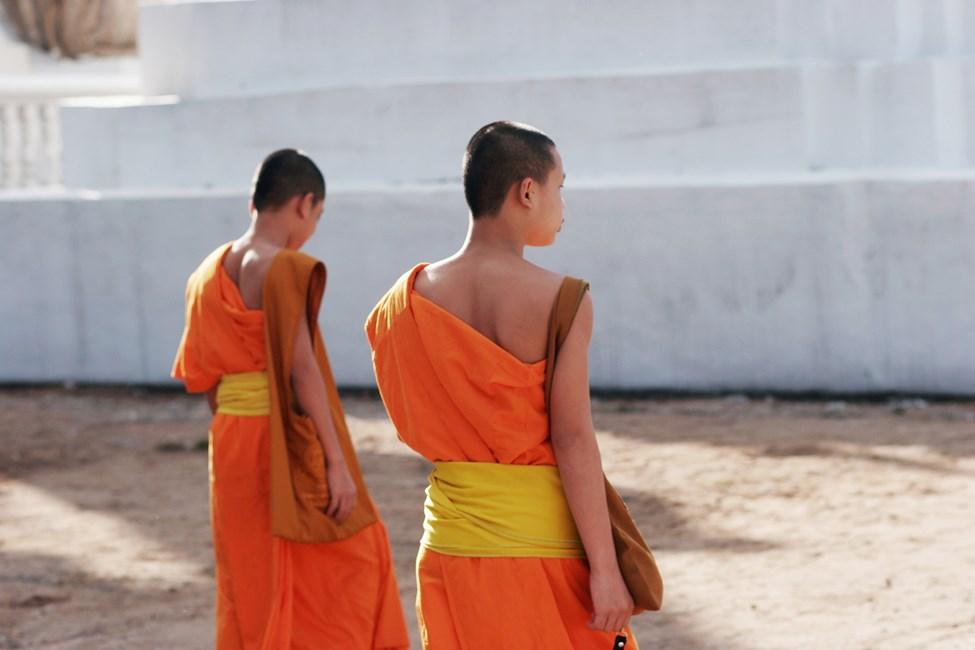 Suan Dok Temple, Chiang Mai