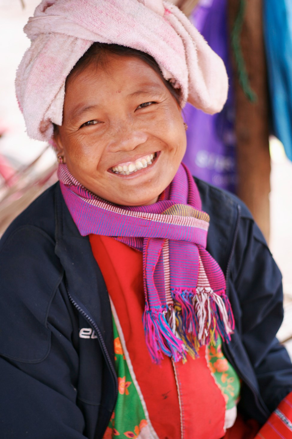 Tur til fjellfolket, Chiang Mai