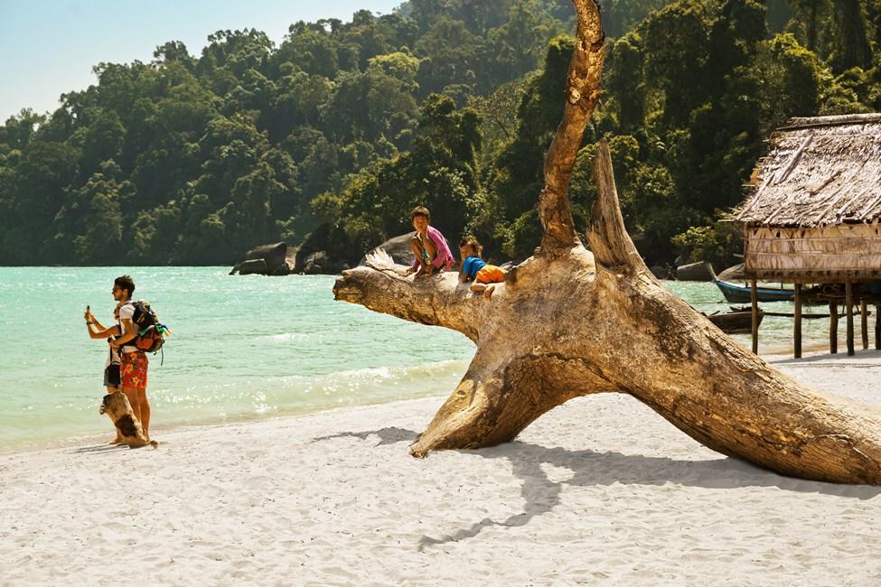 Utflukt til Surin Islands fra Khao Lak