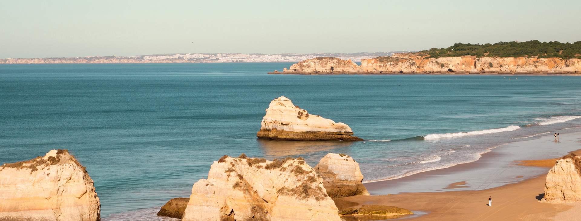 Bestill en reise til Algarve i Portugal med Ving