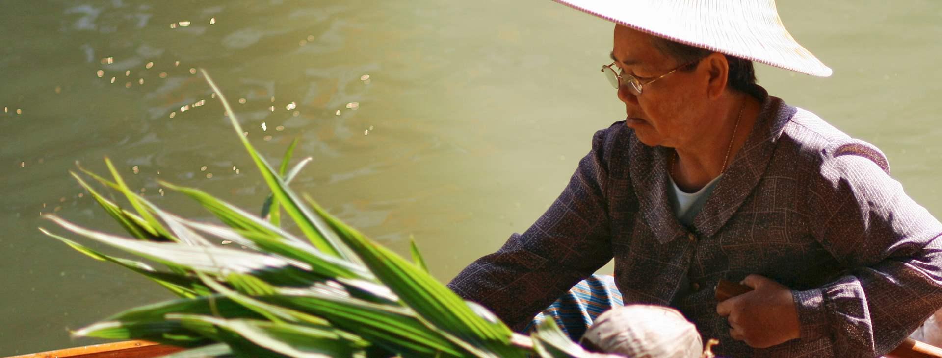 Bestill en feriereise til det sentrale Thailand med Ving