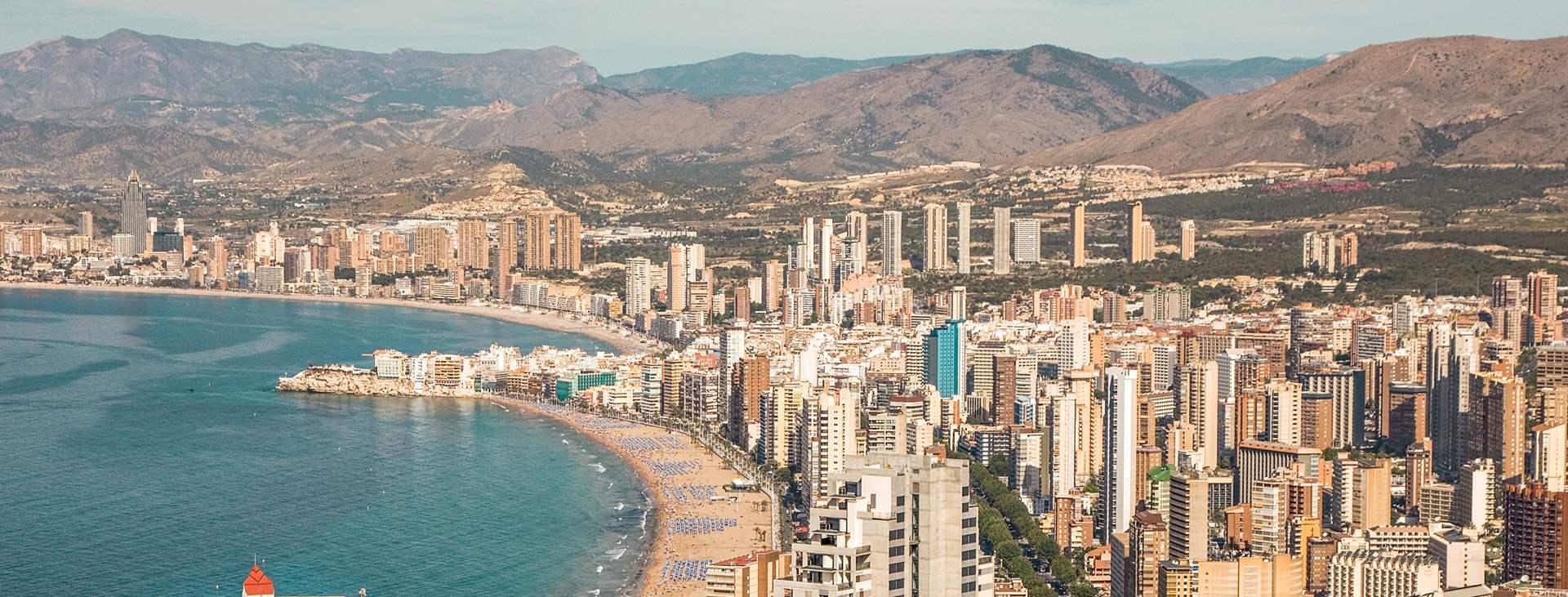 Reiser til Costa Blanca i Spania