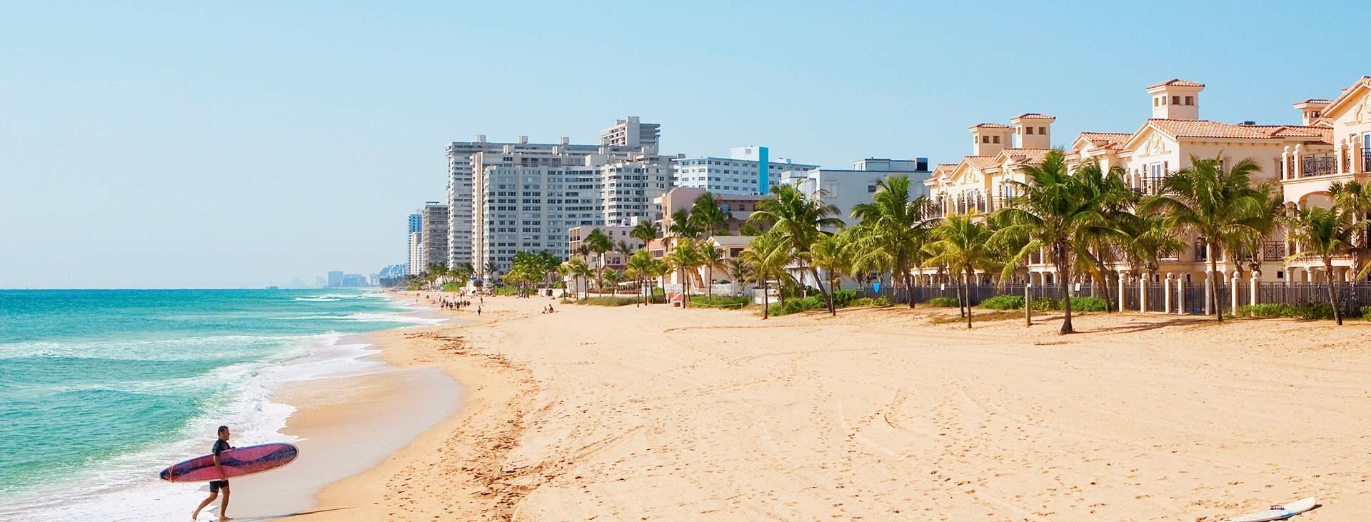 Bestill en reise til Florida med Ving