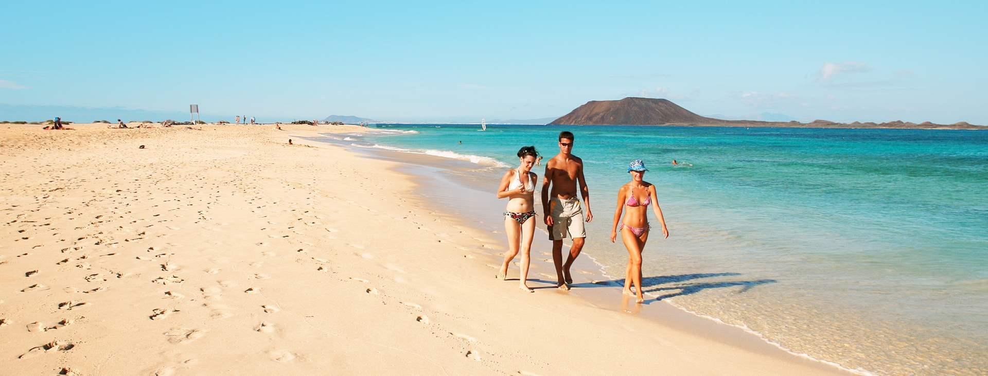 Bestill en reise til Fuerteventura på Kanariøyene med Ving