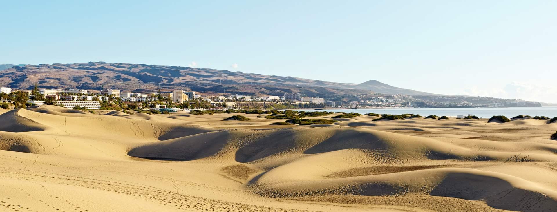 Bestill en reise med Ving til Gran Canaria