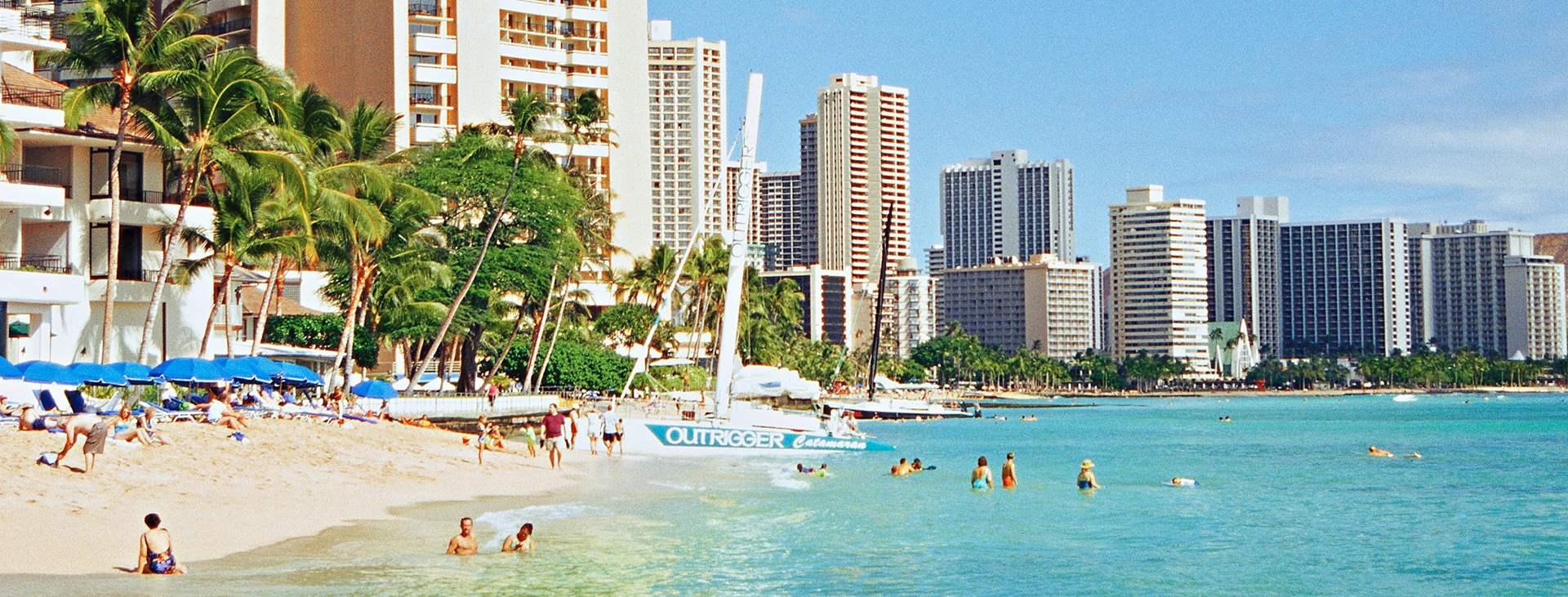 Bestill en feriereise til Hawaii med Ving
