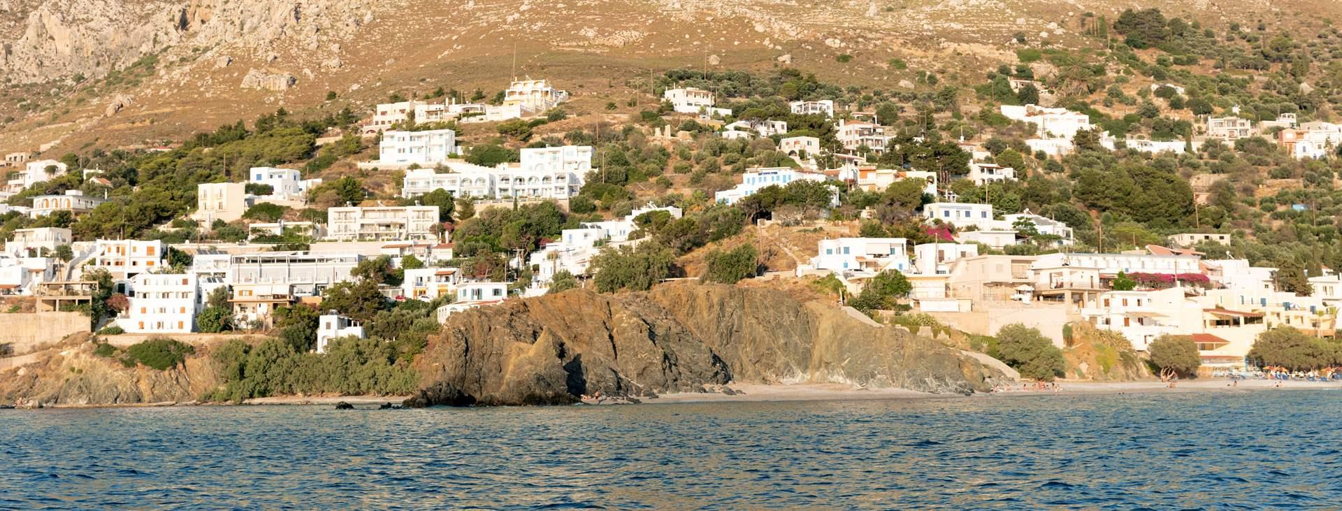 Bestill en reise til den greske øya Kalymnos