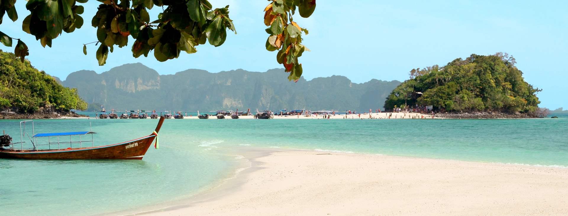 Bestill en reise med Ving til Krabi i Thailand