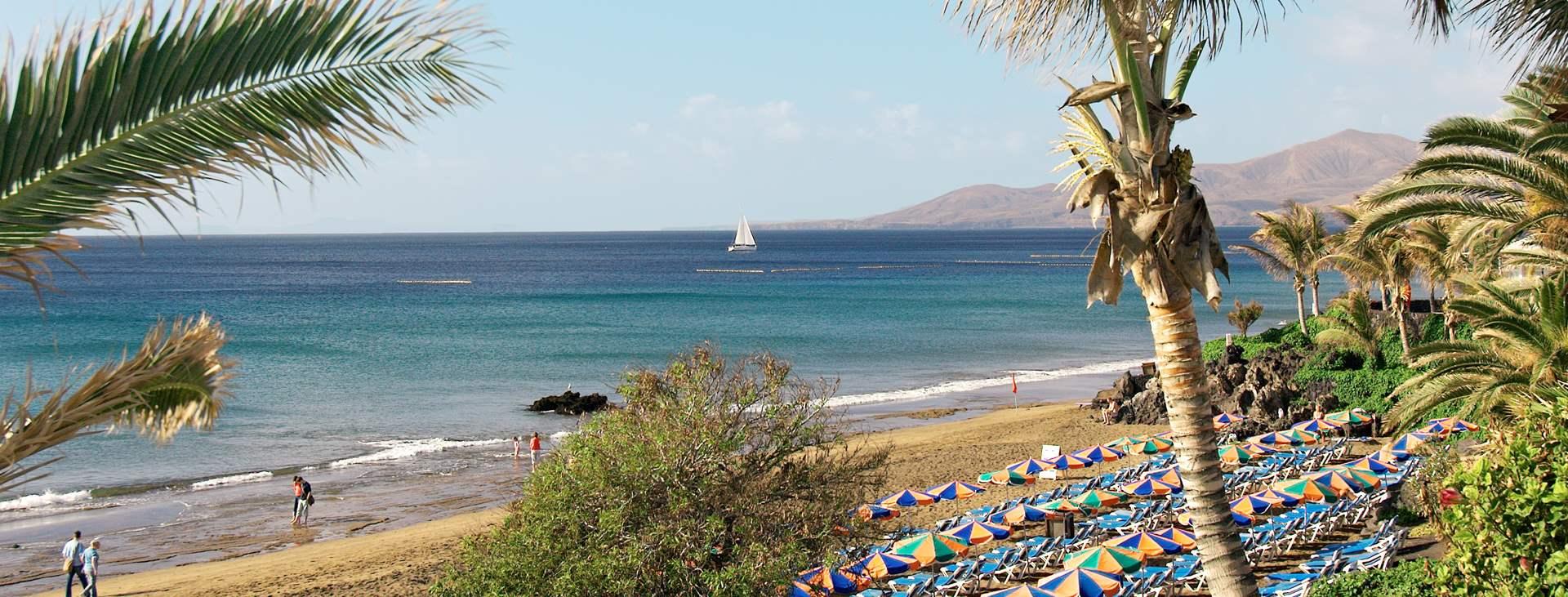 Bestill en reise med Ving til Lanzarote