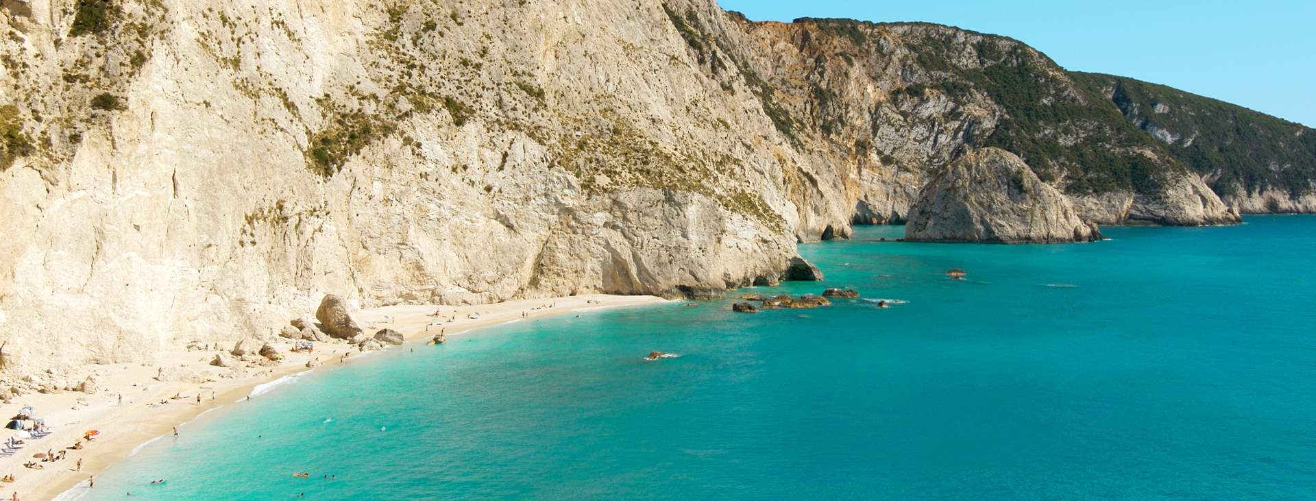 Bestill en reise til den greske øya Lefkas med Ving