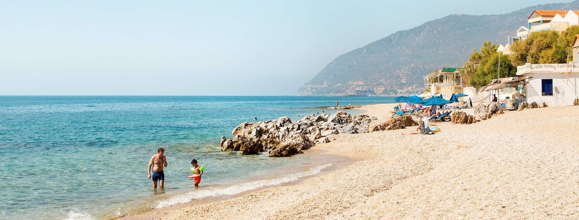 Bestill din reise til den greske øya Lesvos med Ving