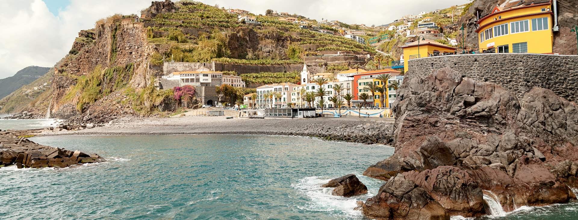 Bestill en reise med Ving til Madeira