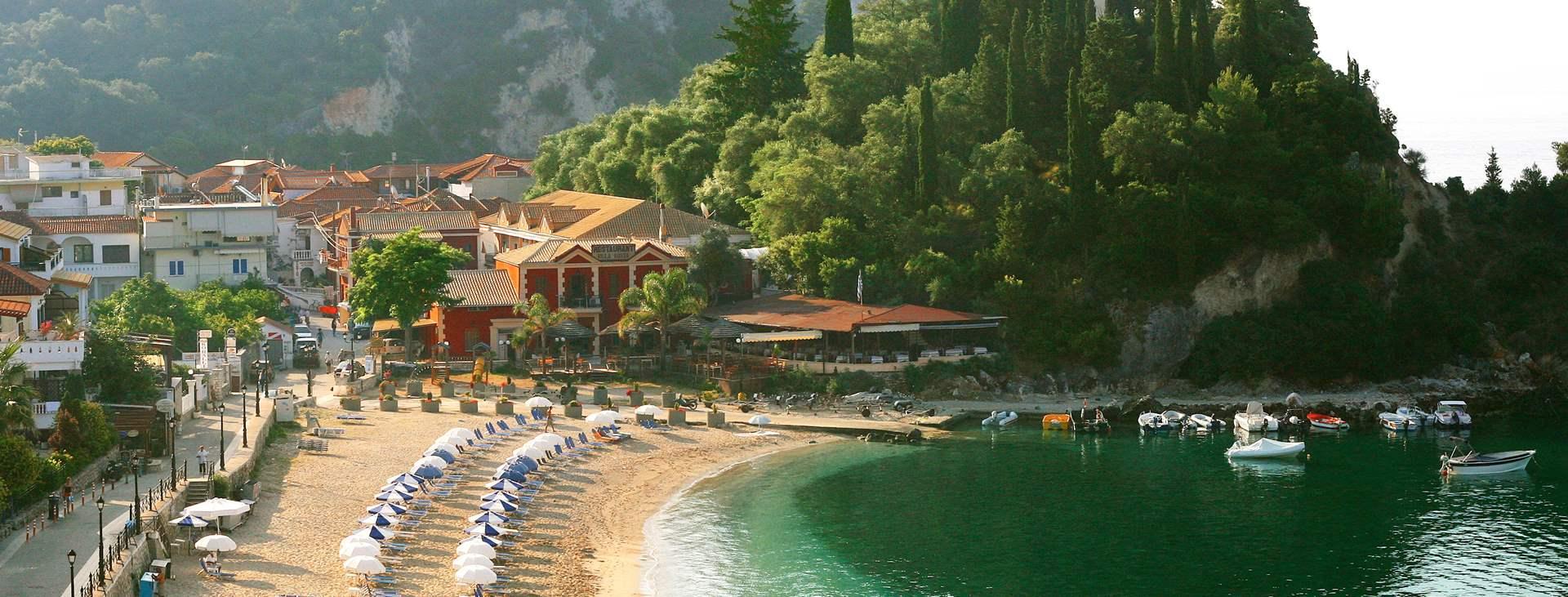 Bestill en reise til Parga i Hellas med Ving