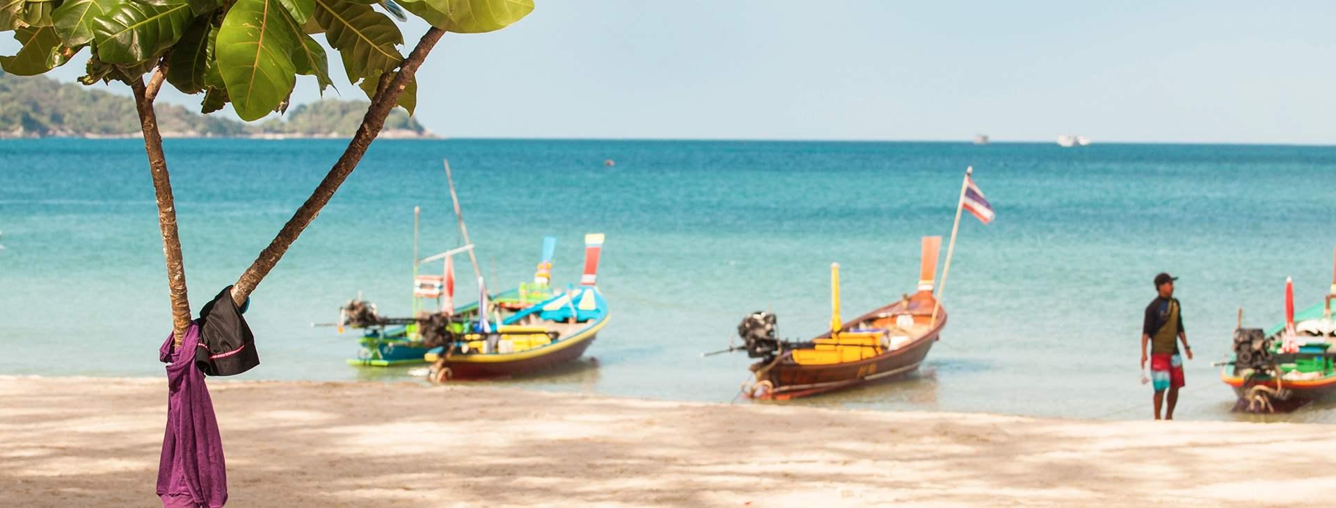 Bestill en reise med Ving til Phuket i Thailand