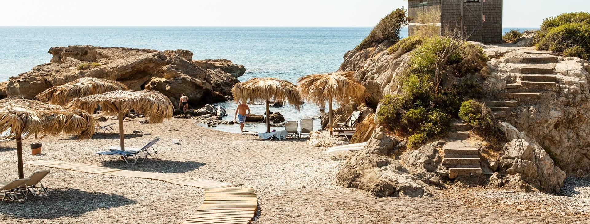 Bestill en reise med Ving til den greske øya Rhodos