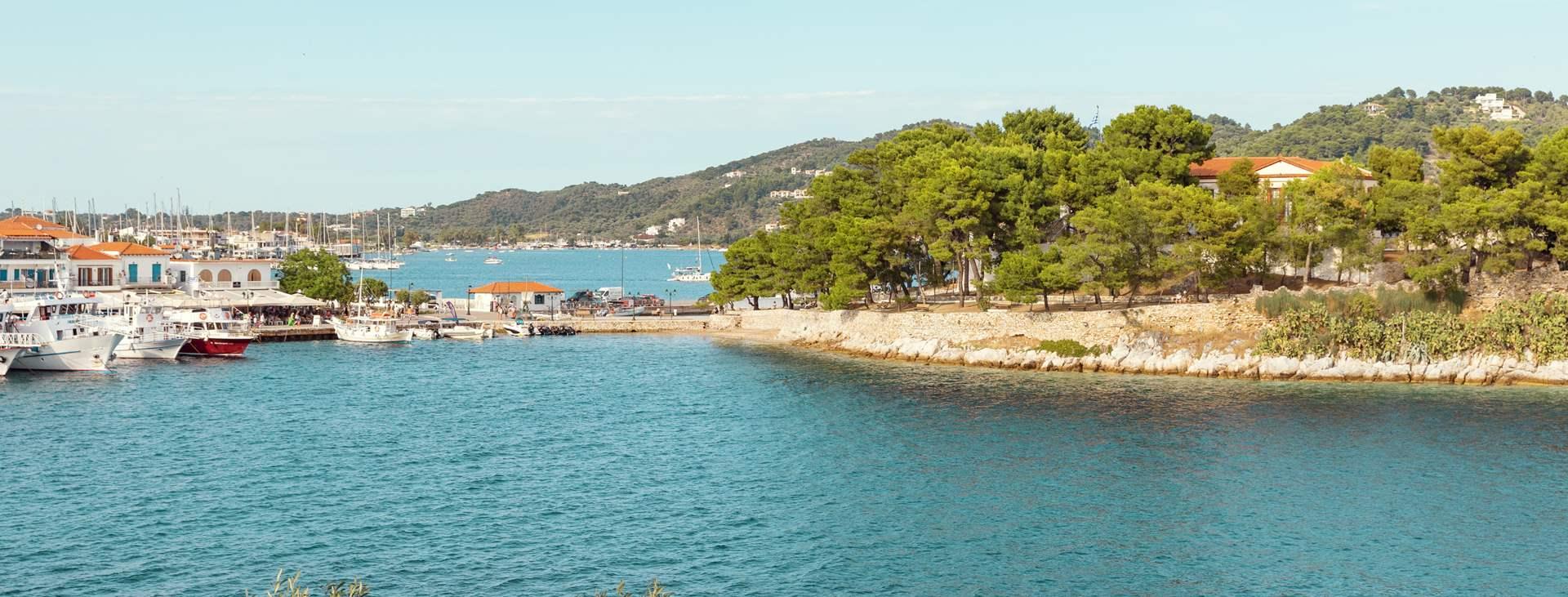 Bestill en reise til den greske øya Skiathos med Ving