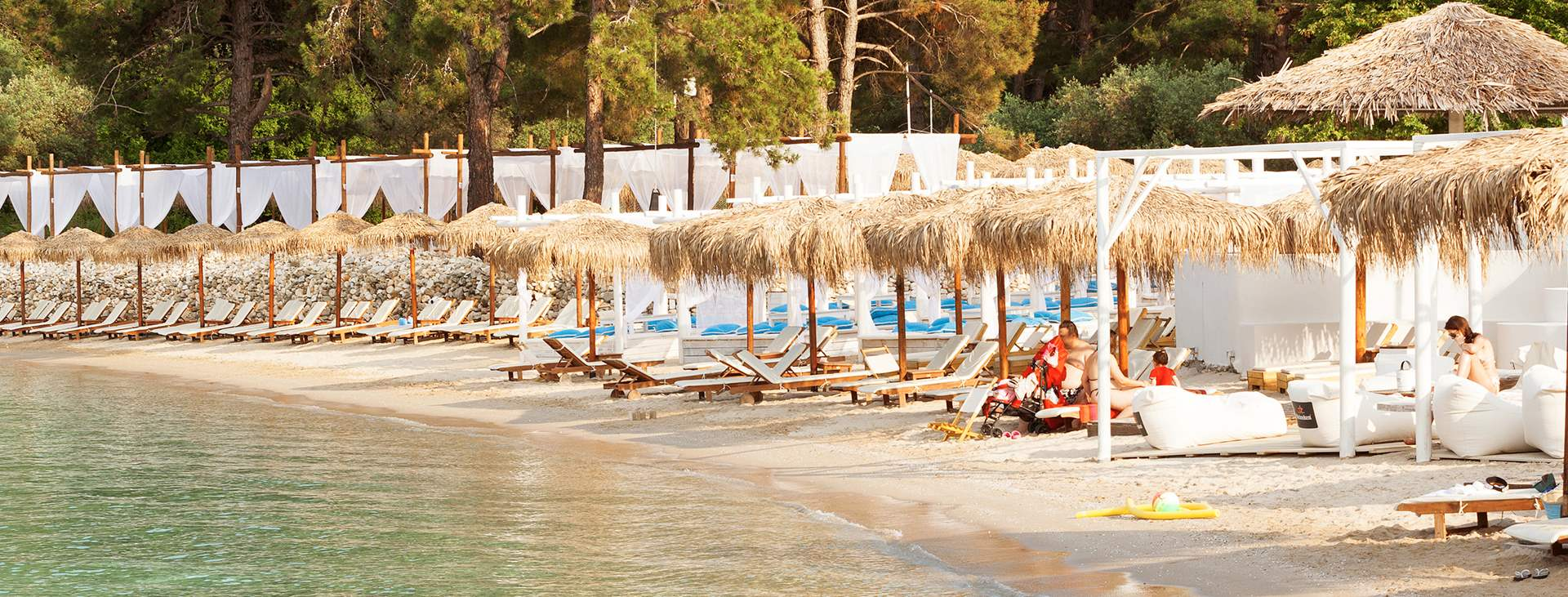 Bestill en reise til den greske øya Thassos med Ving