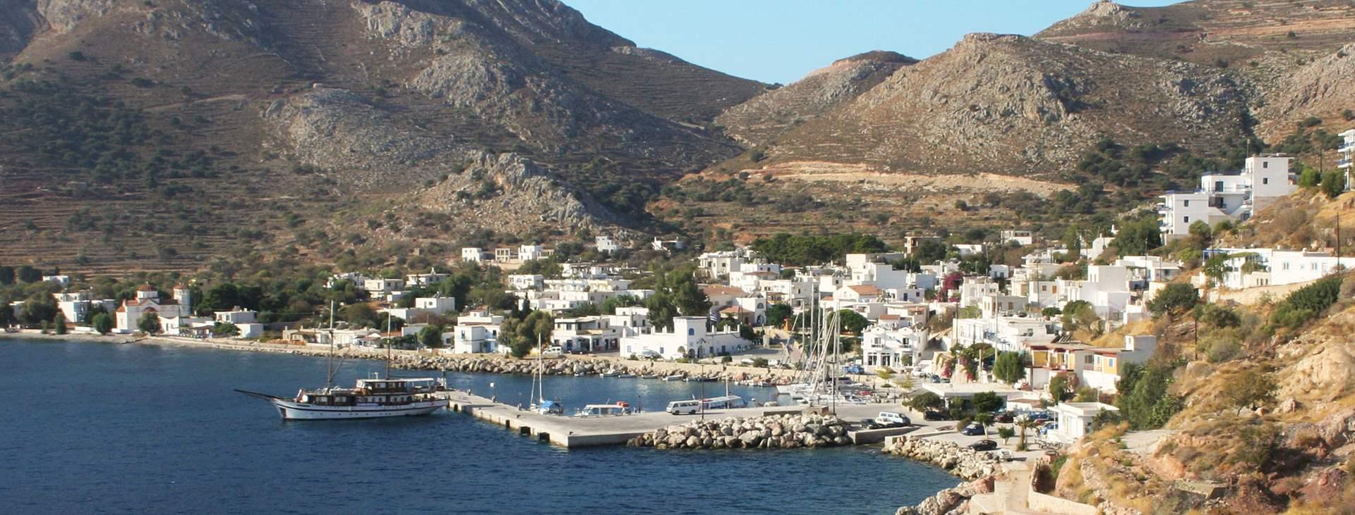 Bestill en reise til den greske øya Tilos med Ving