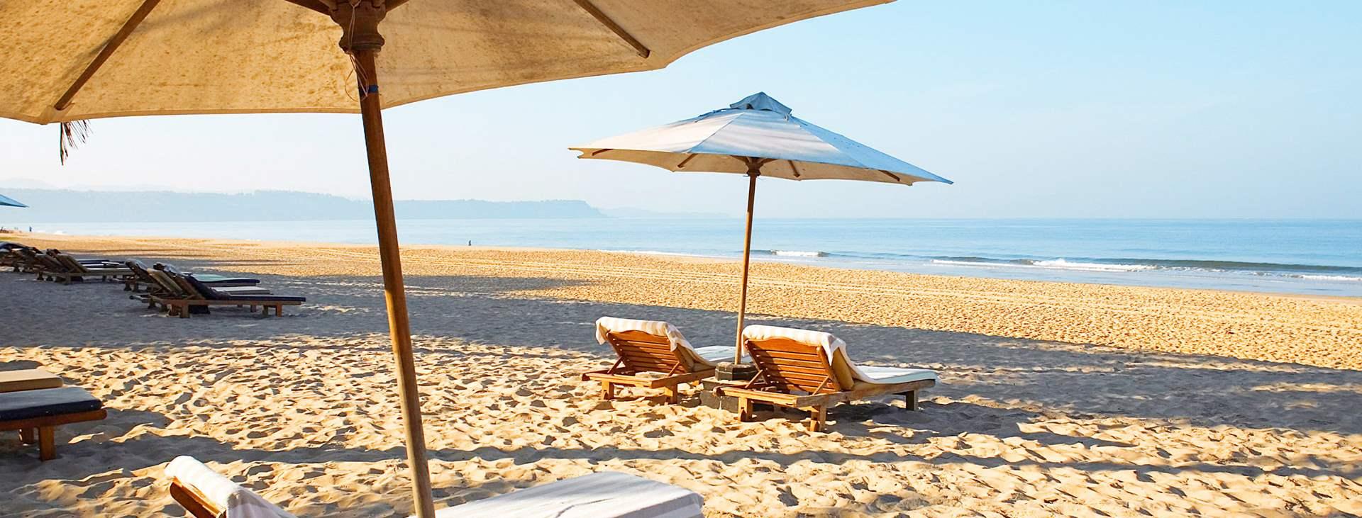 Bestill en reise med Ving til Goa i India