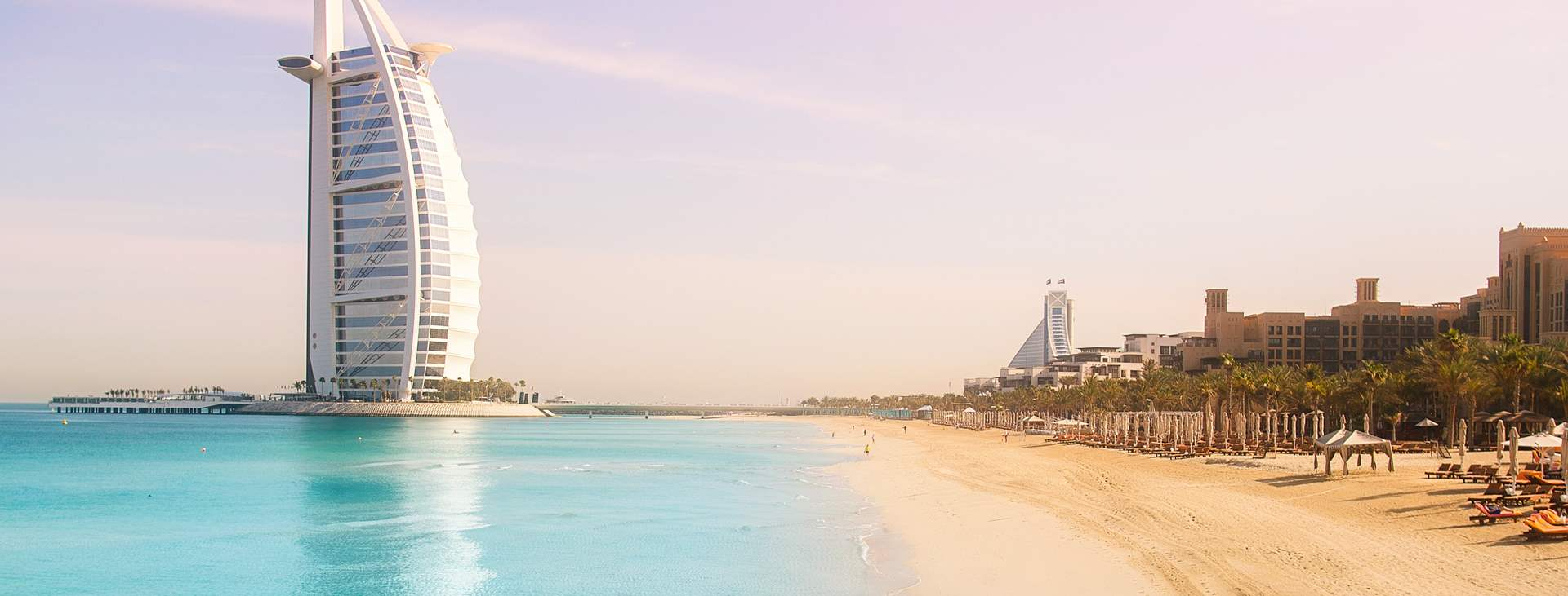 Bestill en reise med Ving til Dubai