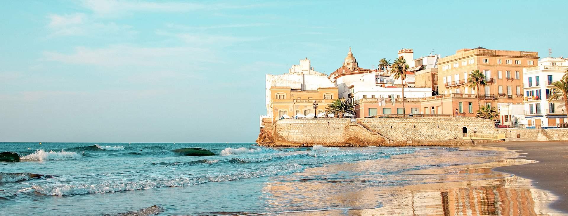 Reiser til Costa Dorada i Spania
