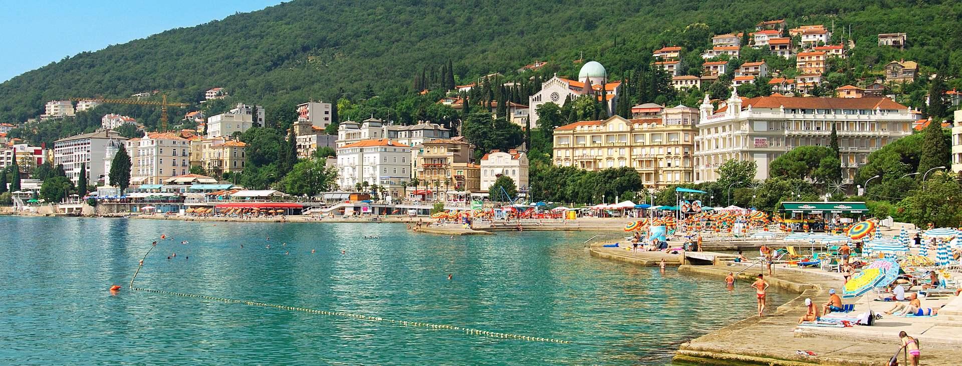 Reiser til Istria i Kroatia