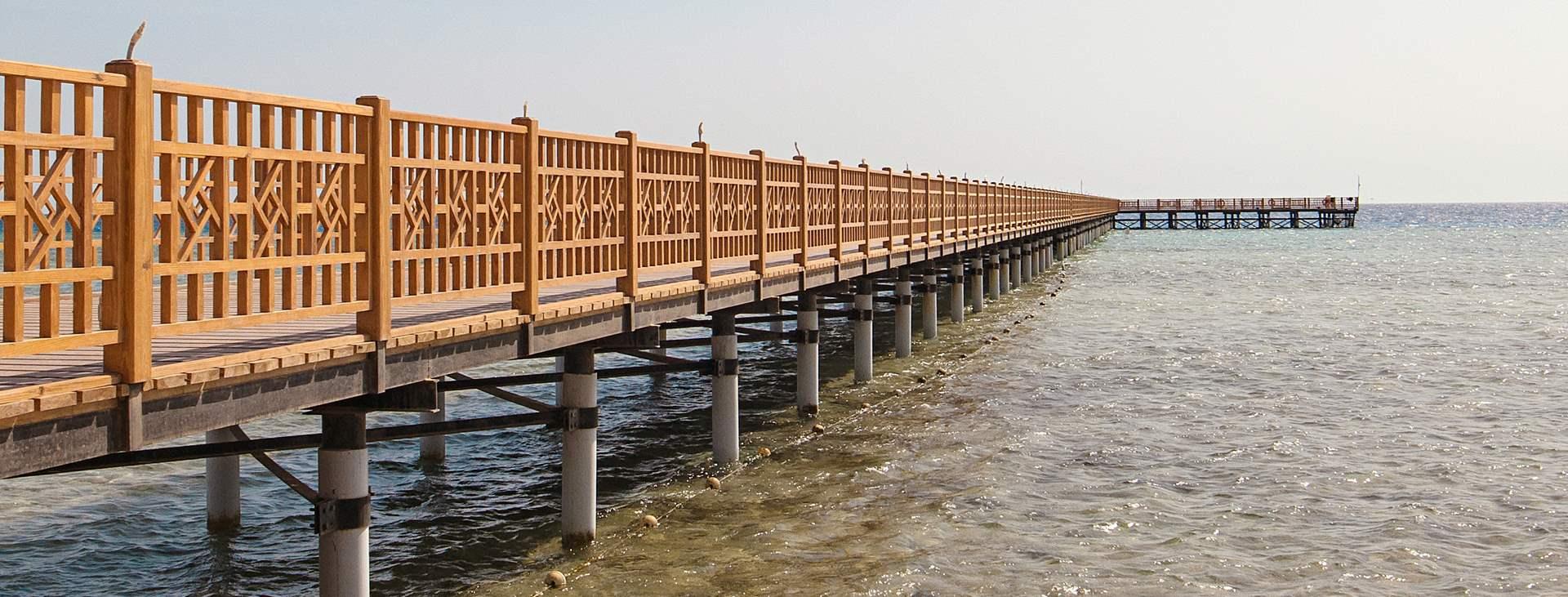 Bestill en reise med All Inclusive til Hurghada i Egypt
