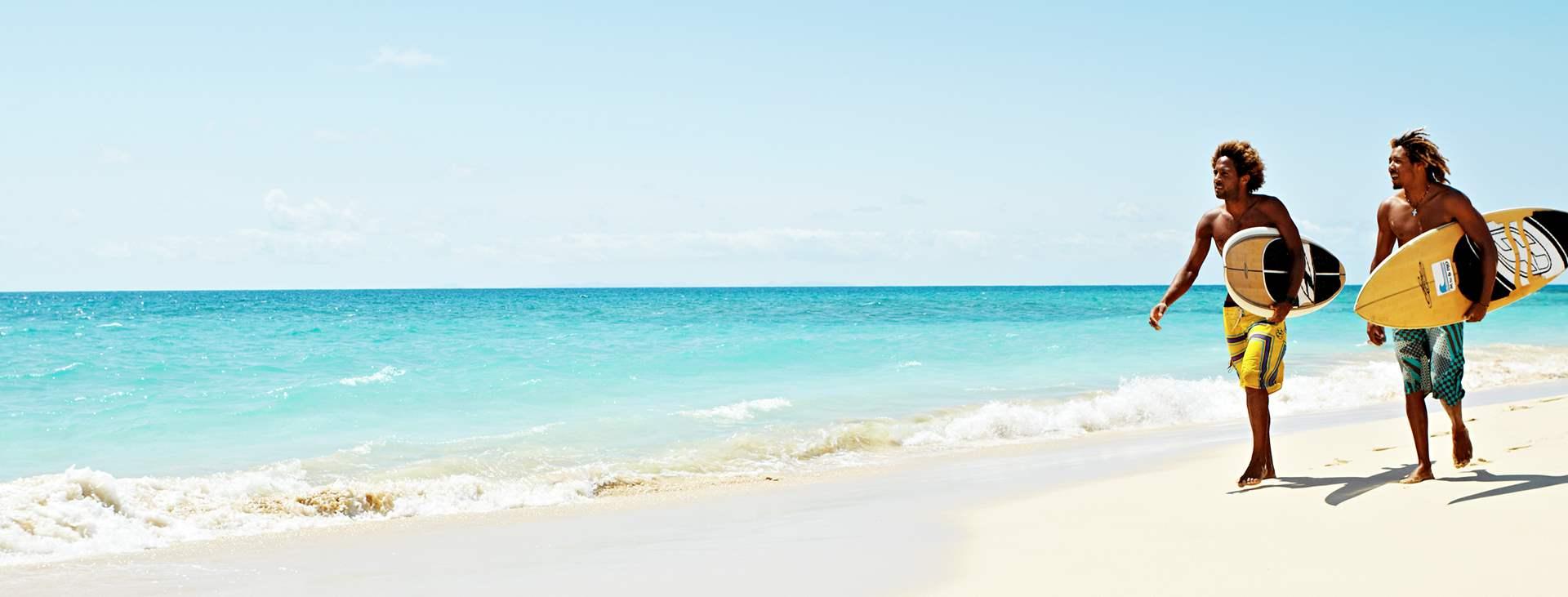 Bestill en reise med Ving til Sal på Kapp Verde