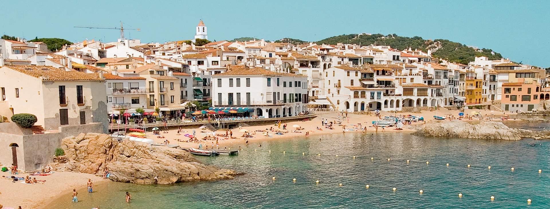 Reiser til Costa Brava i Spania