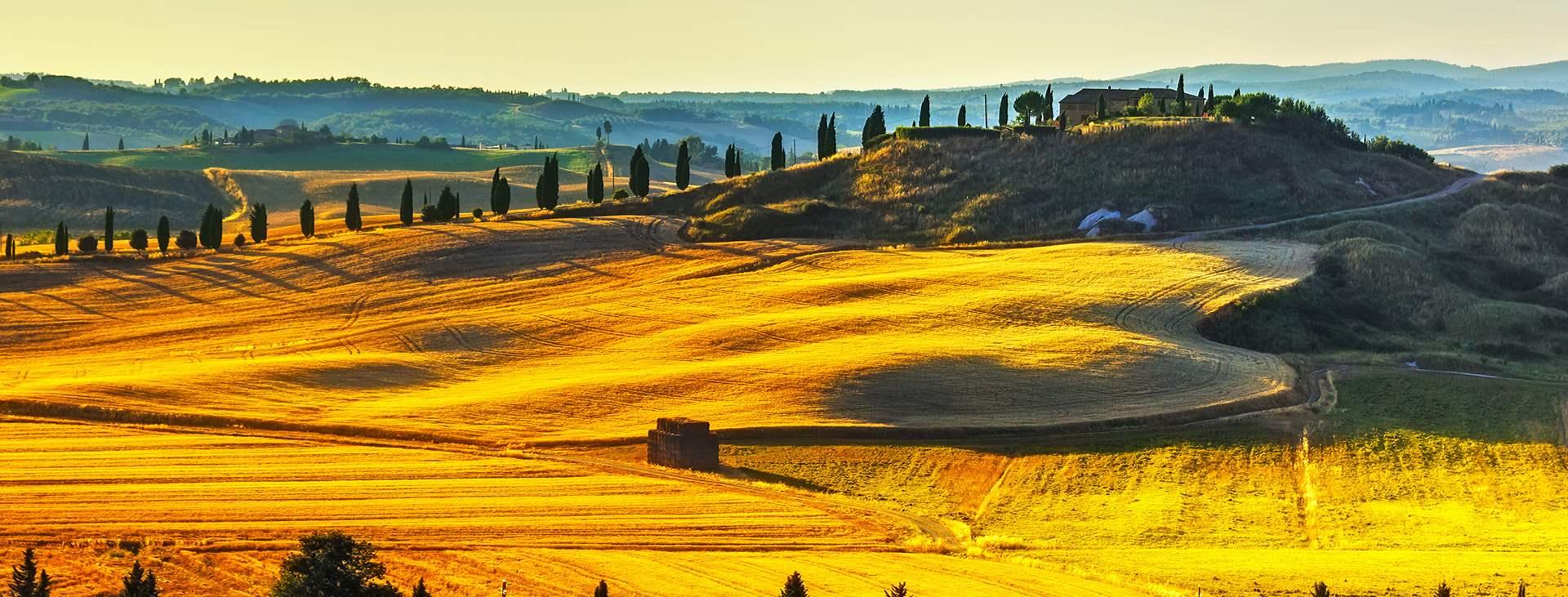Bestill en reise til Toscana i Italia med Ving
