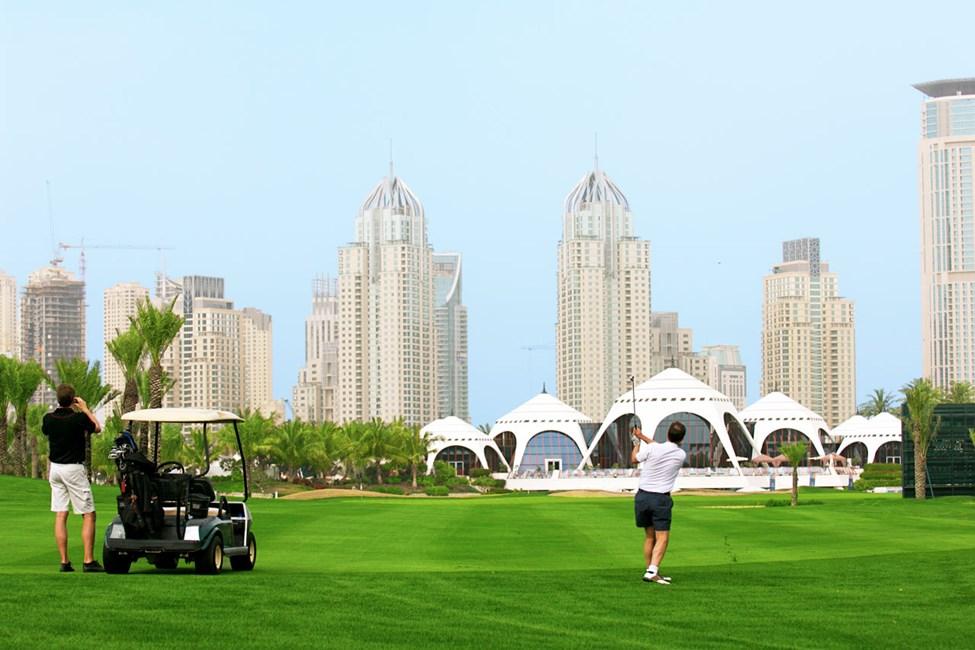 Emirates Golf Club, Jumeirah