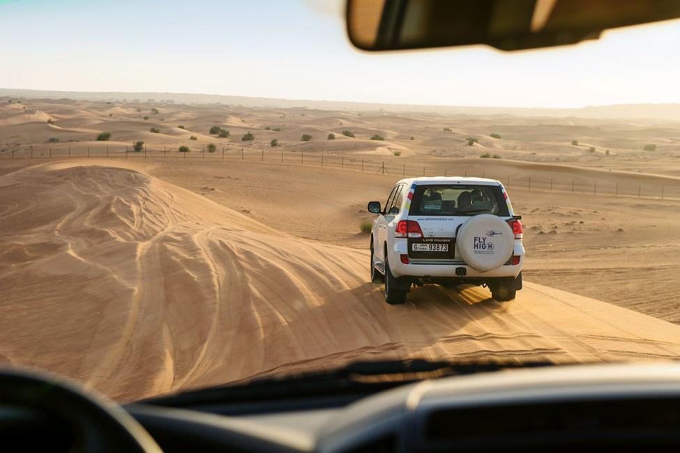 Ørkensafari