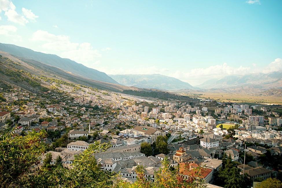 """Fra utflukten """"Mangfoldige Albania og Gjirokastra"""""""