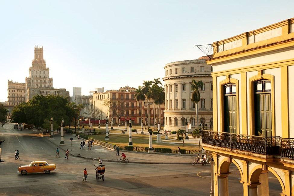 Havanna – ved Capitolium