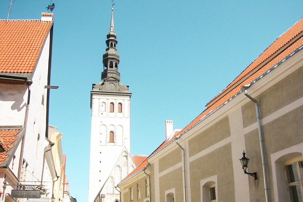 Gamlebyen i Tallinn