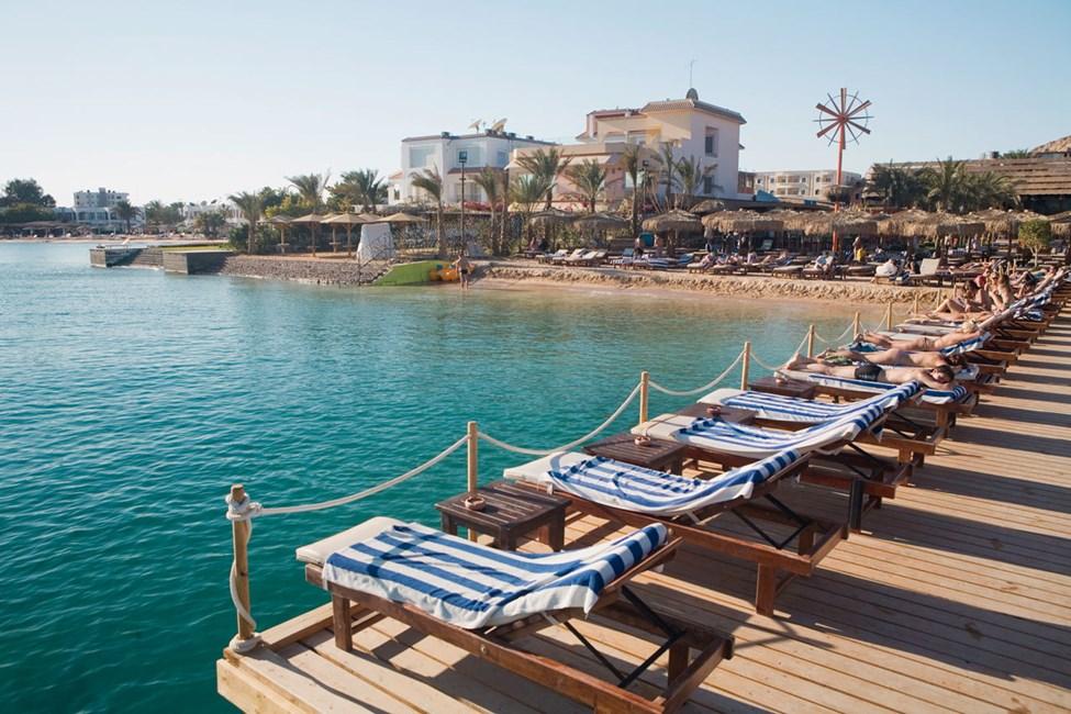 Hurghada, Elysess Beach Club & Bar