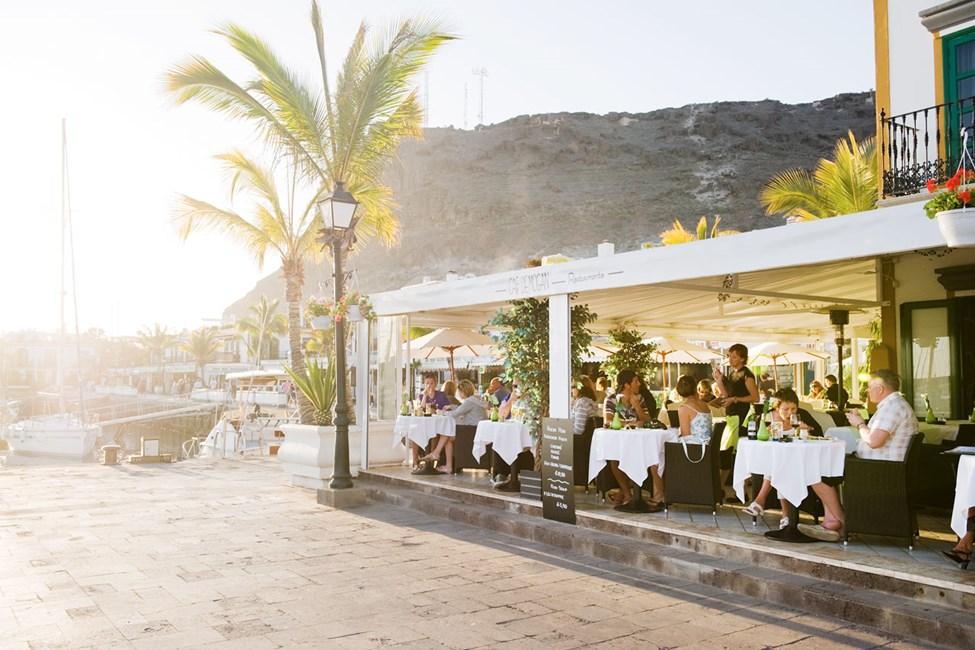 Playa des Cavallet, i nærheten av Ibiza by