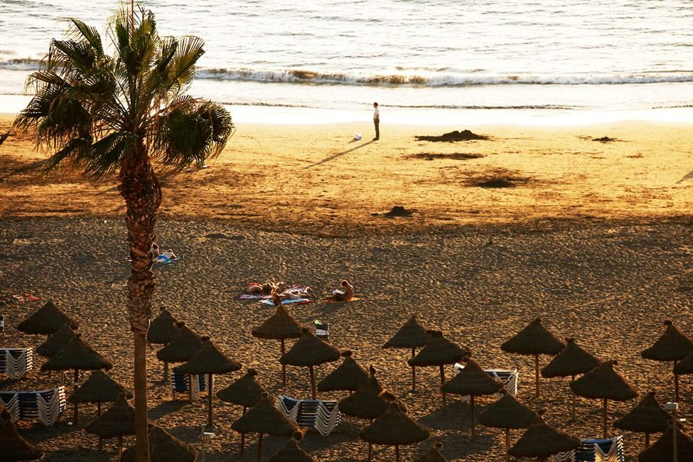 Playa De Las Americas - Strandpromenaden, Tenerife